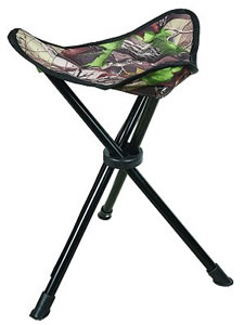 Allen 5820 3 Legged Camo Folding Stool