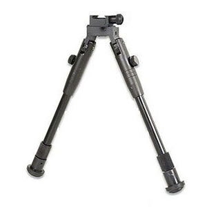 Mako GMBPW Black Bipod Fits Picatinny/Weaver Mount