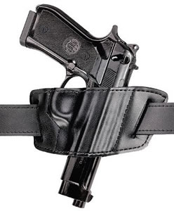 Safariland Belt Slide Holster 52738361, Black, For Glock 20, 21, 29, 30, Smith & Wesson M&P 45