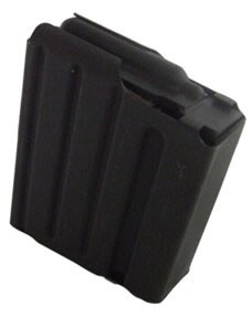 DPMS Panther Magazine MA3084, Panther, 308 Winchester, 4 rd, Black