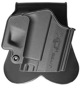 Springfield XDM3500H XDM Paddle Holster For Springfield Armory XDM Pistols