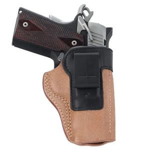 Galco SCT204B Scout Inside The Pant Holster For Walther PPK/PPKS, Black