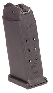 Glock MF27009 9 Round Blue Magazine For Model 27 40 Smith & Wesson in Blister Pkg