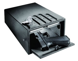 Gunvault GV2000STD Standard Multi Vault Security Safe w/Electronic Keypad