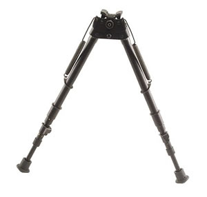 Harris Model 25C Series S Swivel Bipod Adjusts From 13.5-27