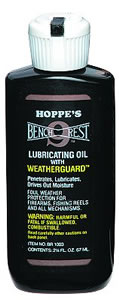 Hoppes BR1003  Benchrest Lubricating Oil w/Weatherguard 10 Pack