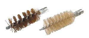 Hoppes 1307P  38 Caliber Phosphor Bronze Pistol Cleaning Brush 10 Pack