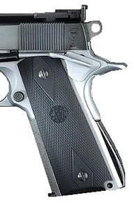 Hogue 45011 Improved Panel Grips For Colt Govenment