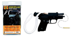 Hoppes 24000  .22 Caliber Quick Cleaning Boresnake w/Brass Weight