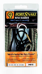 Hoppes 24018  350/375 Quick Cleaning Boresnake w/Brass Weight