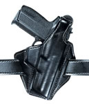 Safariland Pancake Concealment Holster For Glock 17/22, Model 7478361