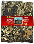 Allen 2563 Durable Weather Resistant Mossy Oak Break Up Burlap