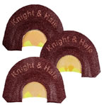 Knight & Hale Ultimate Hunting Team SpitN Image 3-Pack Turkey Diaphragm KH014C