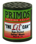 Primos  The Lil Can Estrus Bleat Deer Call 731
