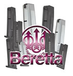 Beretta JM25 8 Round 25 ACP Model 21 Magazine w/ Blue Finish