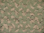 Camo Unlimited Basic UL Camouflage Netting LW04B, 7 10 inX 19 8 in