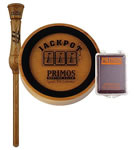 Primos Jackpot w/ Glass Turkey Call 258