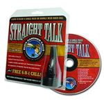 Buck Gardner STCD Straight Talk CD w/Six In One Calling System