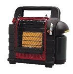 Mr. Heater MH9BX Portable Propane Heater, 4,000 and 9,000 BTU