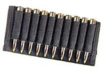 Uncle Mikes Black Rifle Cartridge Carrier w/10 Loops, Model 88411