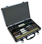 Outers 70091  32 Piece Universal Aluminum Cleaning Case w/32 Pieces