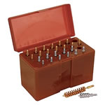 Tipton 444777 Tipton 26 Pieces Jag & Brush Set