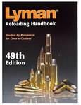 Lyman 9816052 49th Edition Reloading Handbook