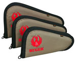 Allen 27415 15 in Handgun Case w/Embroidered Ruger Logo