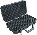 Vanguard 30C Outback Black Double Pistol Gun Case