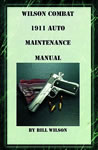 Wilson 401 1911 Auto Maintenance Manual