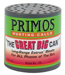 Primos The Great Big Can Estrus Bleat  Deer Call 738
