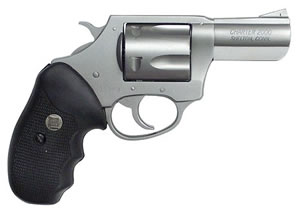 Charter Arms Bulldog Revolver 74424, 44 Special, 2 1/2 in BBL, Sngl / Dbl, Crim Trc Lsr Grips, Fixed Sights, Stainless Finish, 5 Rds