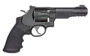 Smith & Wesson Model M&P R8 Revolver 170292, 357 Remington Mag, 5 in BBL, Sngl / Dbl, Rubber Grips, Mt Blk Finish, 8 Rds