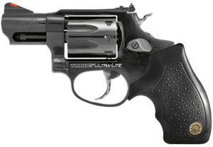 Taurus Model 941 Small Frame Revolver 2941021UL, 22 Winchester Magnum, 2 in BBL, Sngl / Dbl, Rubber Grips, Adj Sights, Blue Finish, 8 Rds