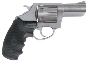 Charter Arms Patriot Revolver 73204, 327 Federal Magnum, TBA BBL, Sngl / Dbl, Crim Trc Lsr Grips, Stainless Finish, 6 Rds