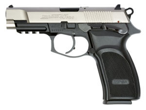Bersa Thunder Pro 40 High Capacity Pistol T40DTPHC, 40 S&W, 4 1/4 in, Polymer Grip, Duo-Tone Finish, 13 + 1 Rd