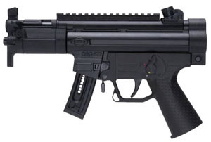 GSG Model 522 Pistol 522PKB10, 22 Long Rifle, 4.5 in, Black Synth Grip, Black Finish, 10 + 1 Rd