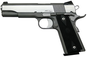 Dan Wesson RZ 45 Heritage Pistol 01981, 45 ACP, 5 in, Polymer Grip, Stainless Finish, 8 + 1