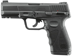 Taurus Model 24/7 G2 Pistol 1247409G215 , 40 Smith & Wesson, 4.2 in, Black Polymer Grip, Stainless Finish, 13 + 1