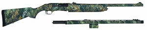 Mossberg Model 935 Magnum Combo Shotgun 82210, 12 GA, Semi-Auto , 24 in VR & 24 in ISB BBL, 3 1/2 in Chmbr, Mossy Oak New Break-Up, 3 + 1 Rds