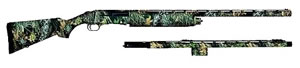 Mossberg Model 935 Magnum Combo Shotgun 81224, 12 GA, Semi-Auto , 24 in Ultra-Full Choke & 28 in w/Accu-Mag BBL, 3 1/2 in Chmbr, Mossy Oak New Break-Up, 3 + 1 Rds