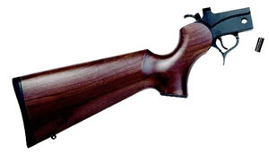 Thompson Center 1804 Walnut Encore Rifle Frame w/Blue Finish