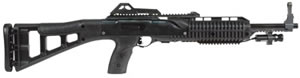 Hi Point Carbine TS Rifle 4595TSLAZ, 45 ACP, 17.5 in, Semi Auto, Blk Syn Skel Stock, Black Finish, 9 + 1 Rds, w/Laser