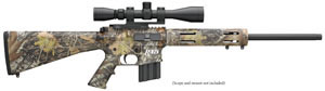 Remington Model R-15 Rifle 60102, 450 Bushmaster, Semi-Auto, 18 in BBL, Mossy Oak New Break Up, 4 + 1 Rd