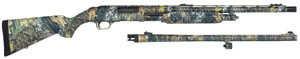 Mossberg Model 535 ATS LPA Combo 45211, 12 GA, Pump, 22 in VR/24 in Fluted BBL, 3 1/2 in Chmbr, Mossy Oak New Break Up, 5 + 1 Rds