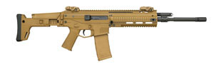 Bushmaster ACR Adaptive Combat Rifle ACRFR16MC, 223 Remington/5.56 NATO, Semi-Auto, Magpul Adj Buttstock, Brown Finish, 30 + 1 Rds, Enhanced Model