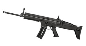 Austrian Sporting MK22 Sport Rifle M211000, 22 Long Rifle, 16 in, Semi-Auto, Collapsible & Folding Stock, Black Finish, 22+1 Rds