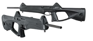 Beretta Cx4 Storm Carbine Tactical Rifle JX48520, 45 ACP, Semi-Auto, 16.6 in, Syn Stock, Black Finish, 8 + 1 Rd