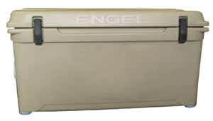 Engel ENG35T DeepBlue Performance Cooler, Tan, 35 QT
