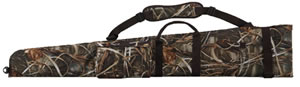 Bulldog BD29452 Camo Waterproof Floating Shotgun Case, 52 in